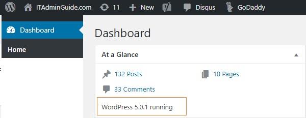 How to identify WordPress Version